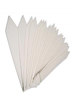Cartellini bianchi 12 cm x...