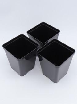 Vaso quadrato 10 x 10 x 12 cm