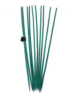 Tutori in legno per orchidee e fiori sarracenia 50 cm 10pz