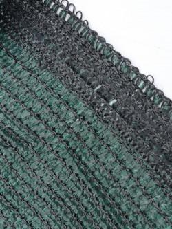 Ombreggiante verde scuro 90%  Altezza due metri