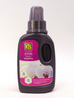 Concime liquido per orchidee e nepenthes KB