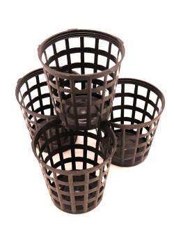 Round pot 8 cm x 7,5 cm h