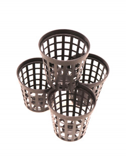 Round pot 5 cm x 5 cm h