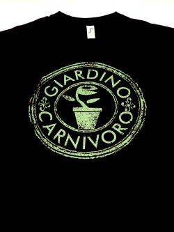 "T-SHIRT UOMO ""GIARDINO CARNIVORO"" PUB"